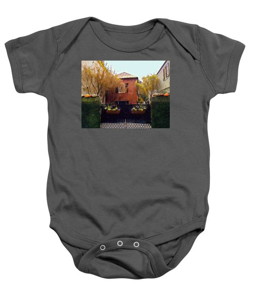 Fall Into Charleston Baby Onesie