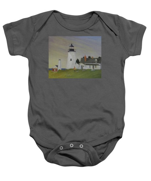 Fall Is Coming Baby Onesie