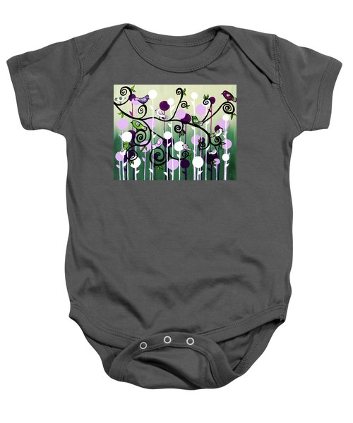 Family Tree Baby Onesie