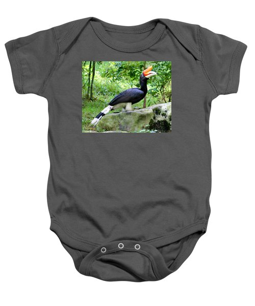 Fancy Pants Baby Onesie by Kristin Elmquist