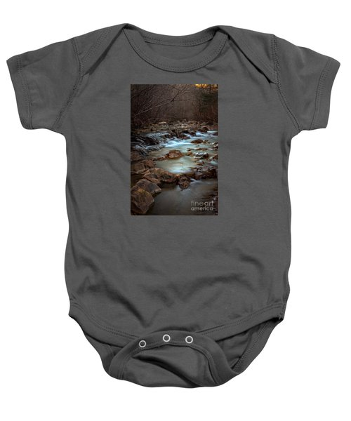 Fane Creek Baby Onesie
