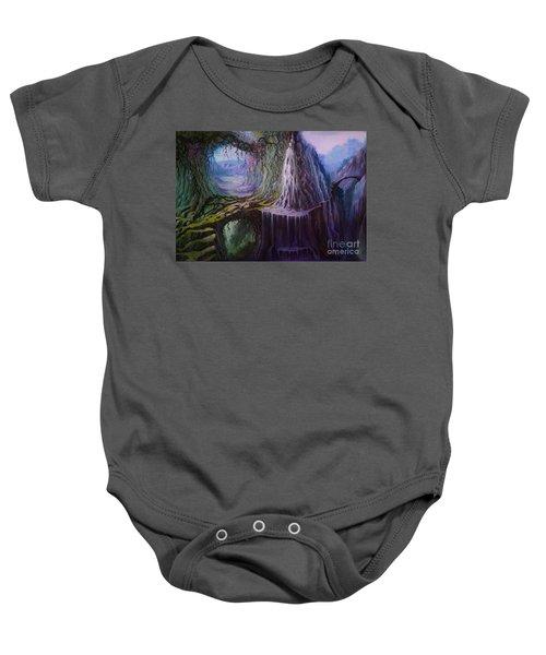 Fantasy Land Baby Onesie
