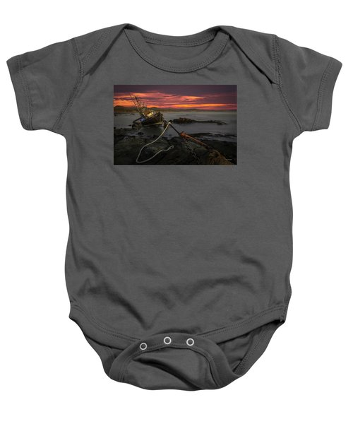 Fate Of The Point Estero Baby Onesie