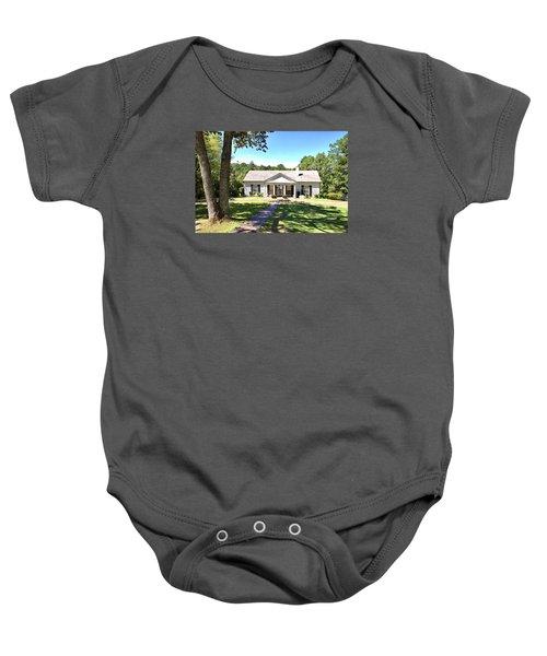Fdr's Little White House Baby Onesie