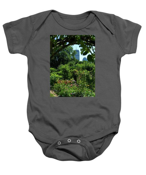 Fenway Victory Gardens In Boston Massachusetts  -30951-30952 Baby Onesie