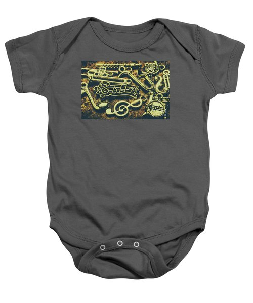 Festival Of Song Baby Onesie