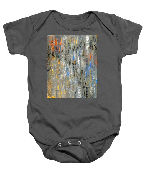 Finding Awareness Baby Onesie