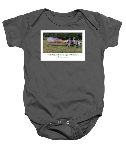 Fire In The Hole  Baby Onesie
