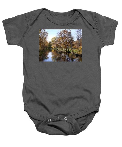 Flood Plain Baby Onesie