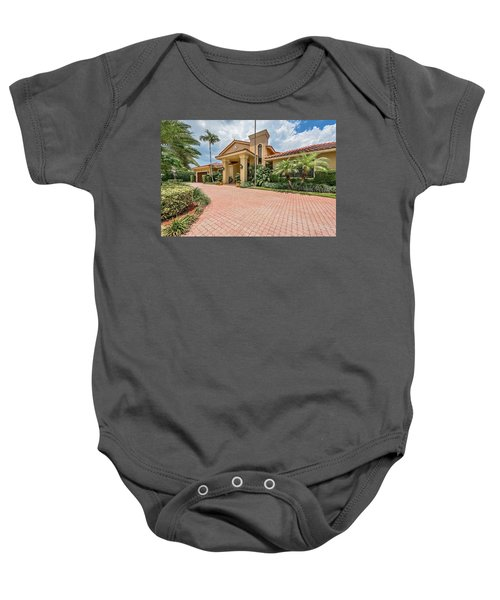 Florida Home Baby Onesie