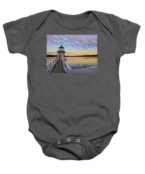 Fly By Morning Baby Onesie