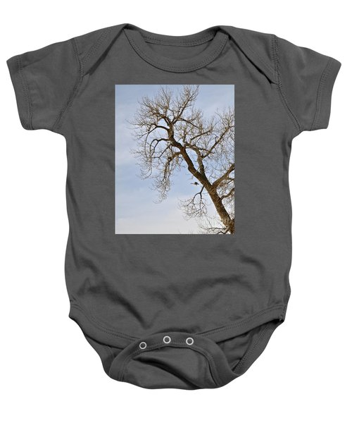 Flying Goose By Great Tree Baby Onesie