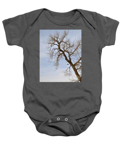 Flying Goose By Great Tree Baby Onesie
