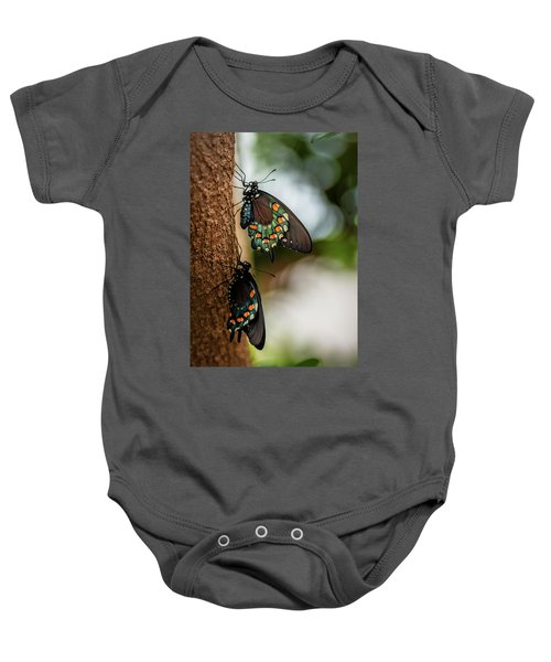 Follow The Leader Baby Onesie