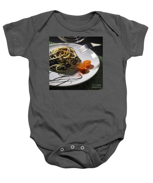Food Baby Onesie