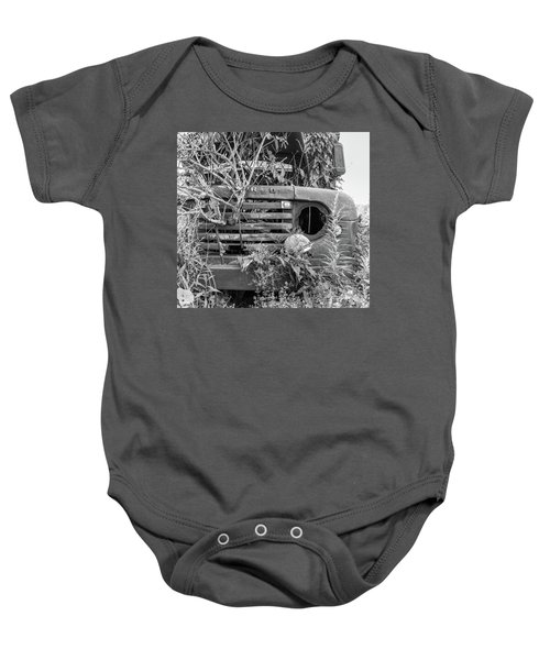 Ford Forgot In Nature Baby Onesie