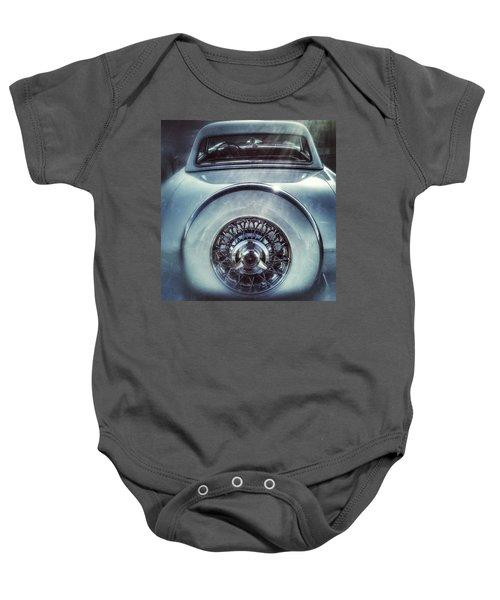Ford Thunderbird Back Window 23 Baby Onesie