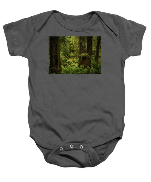 Forest Primeval Baby Onesie