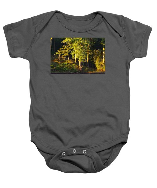 Forests Edge Baby Onesie