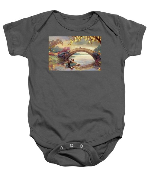Forever Yours Baby Onesie