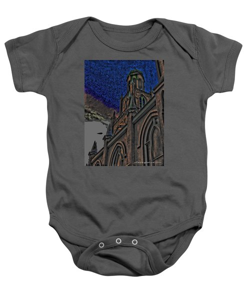 Fortified Baby Onesie