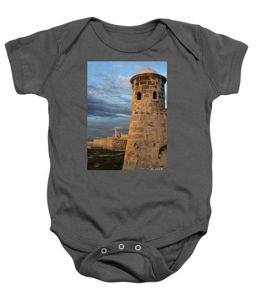 Fortress Havana Baby Onesie