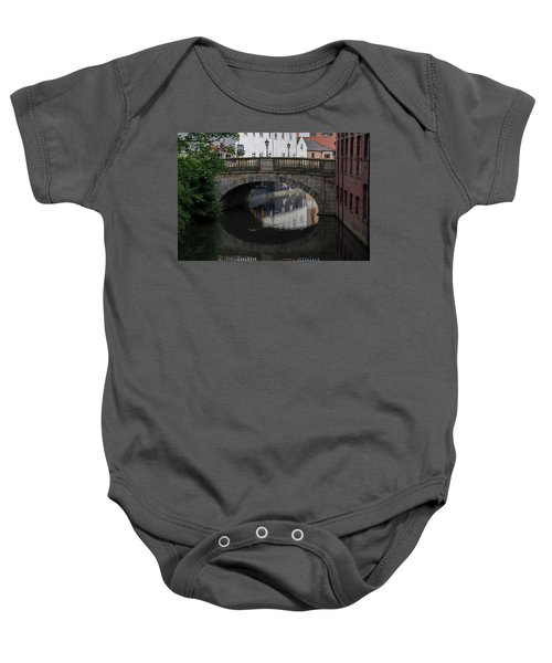Foss Bridge - York Baby Onesie