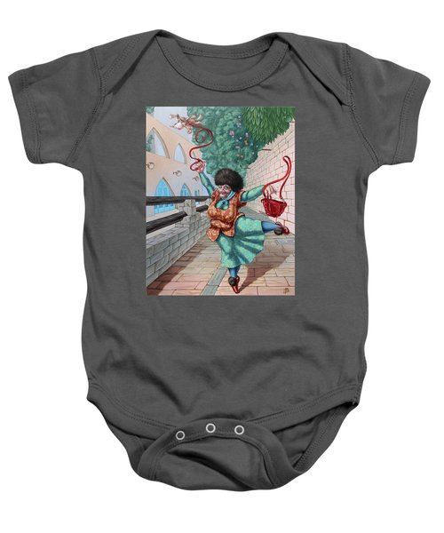 Fouette Baby Onesie