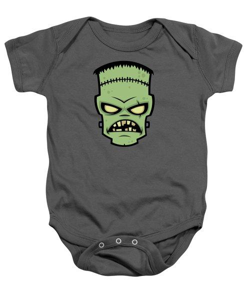 Frankenstein Monster Baby Onesie