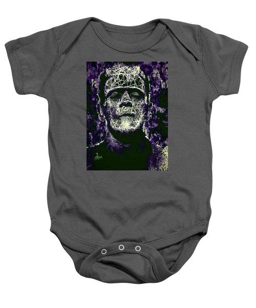 Frankenstein Baby Onesie