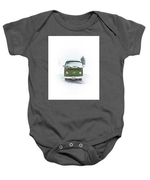 Freezenugen Baby Onesie by Andrew Weills