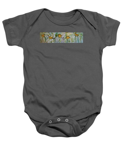 Fresh As A Daisy Baby Onesie