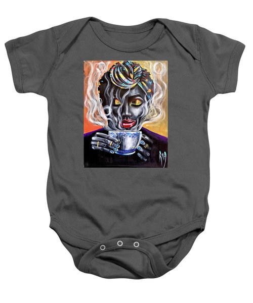 Fresh Brewed Baby Onesie