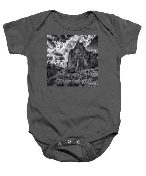 Frijoles Canyon Baby Onesie