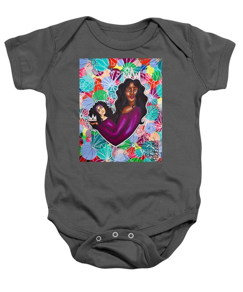 From Mom With Love Baby Onesie