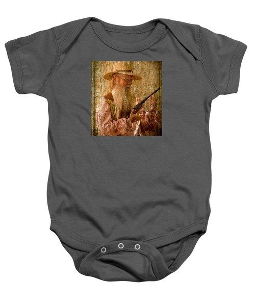 Frontiersman Baby Onesie