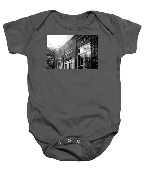 Full Moon Cafe Baby Onesie