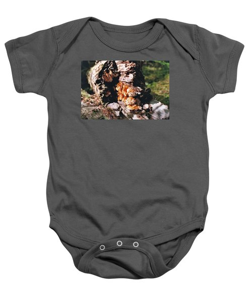 Fungus Is Beautiful Baby Onesie