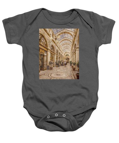 Paris, France - Galerie Vivienne Baby Onesie