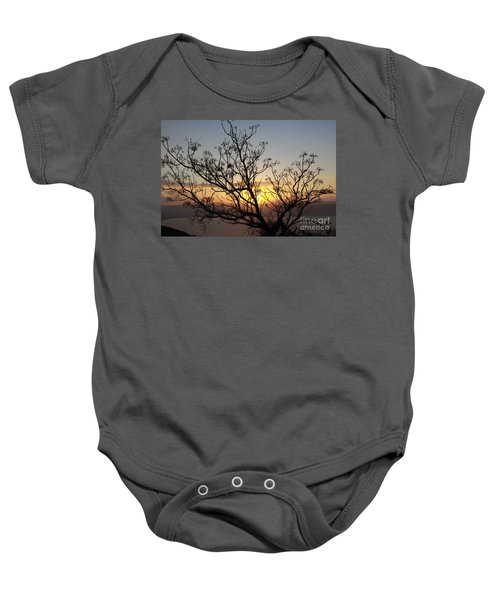 Galilee Sunset Baby Onesie