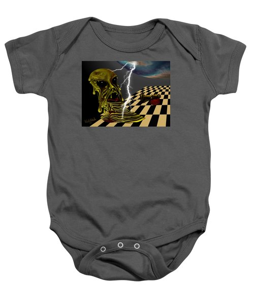 Game Over Baby Onesie