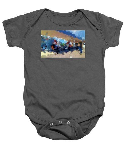 The Overpass Baby Onesie