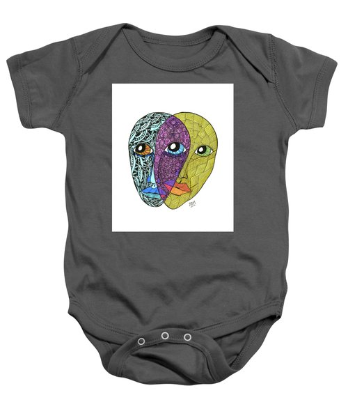 Gemini Baby Onesie