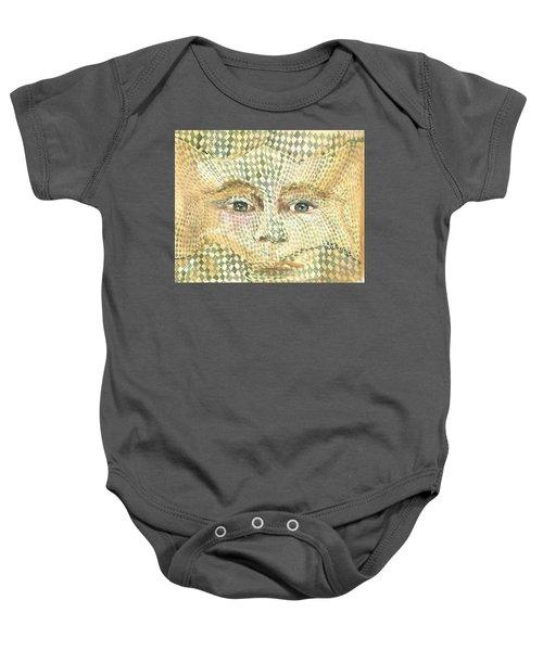 Gender Jester  Baby Onesie