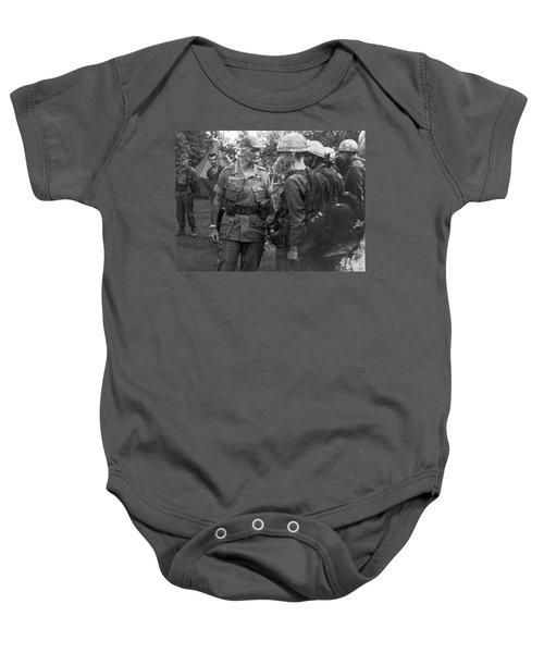 General Westmoreland Baby Onesie