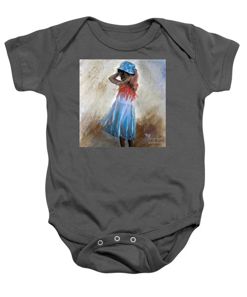 Georgia. No 2. Baby Onesie