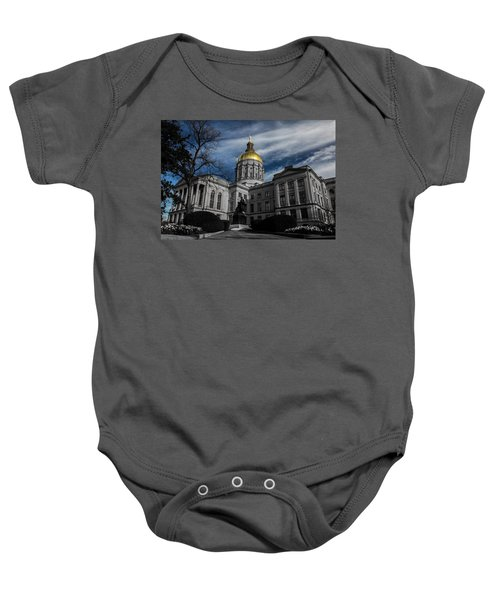 Georgia State Capital Baby Onesie