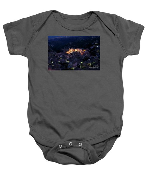Italy, Calabria,gerace Baby Onesie