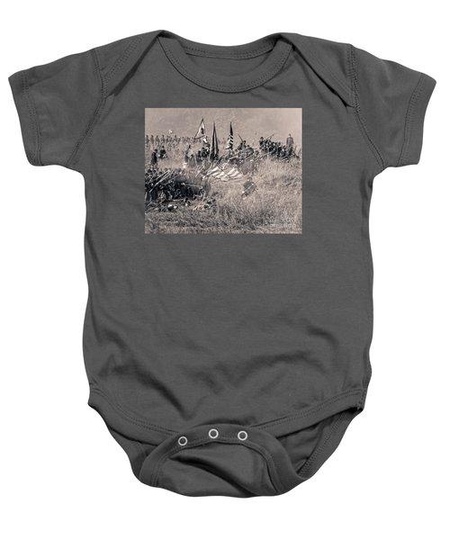 Gettysburg Union Infantry 8963s Baby Onesie