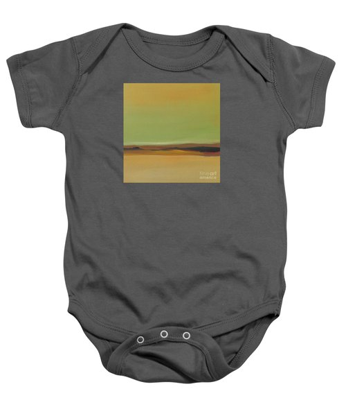 Ghost Ranch Baby Onesie